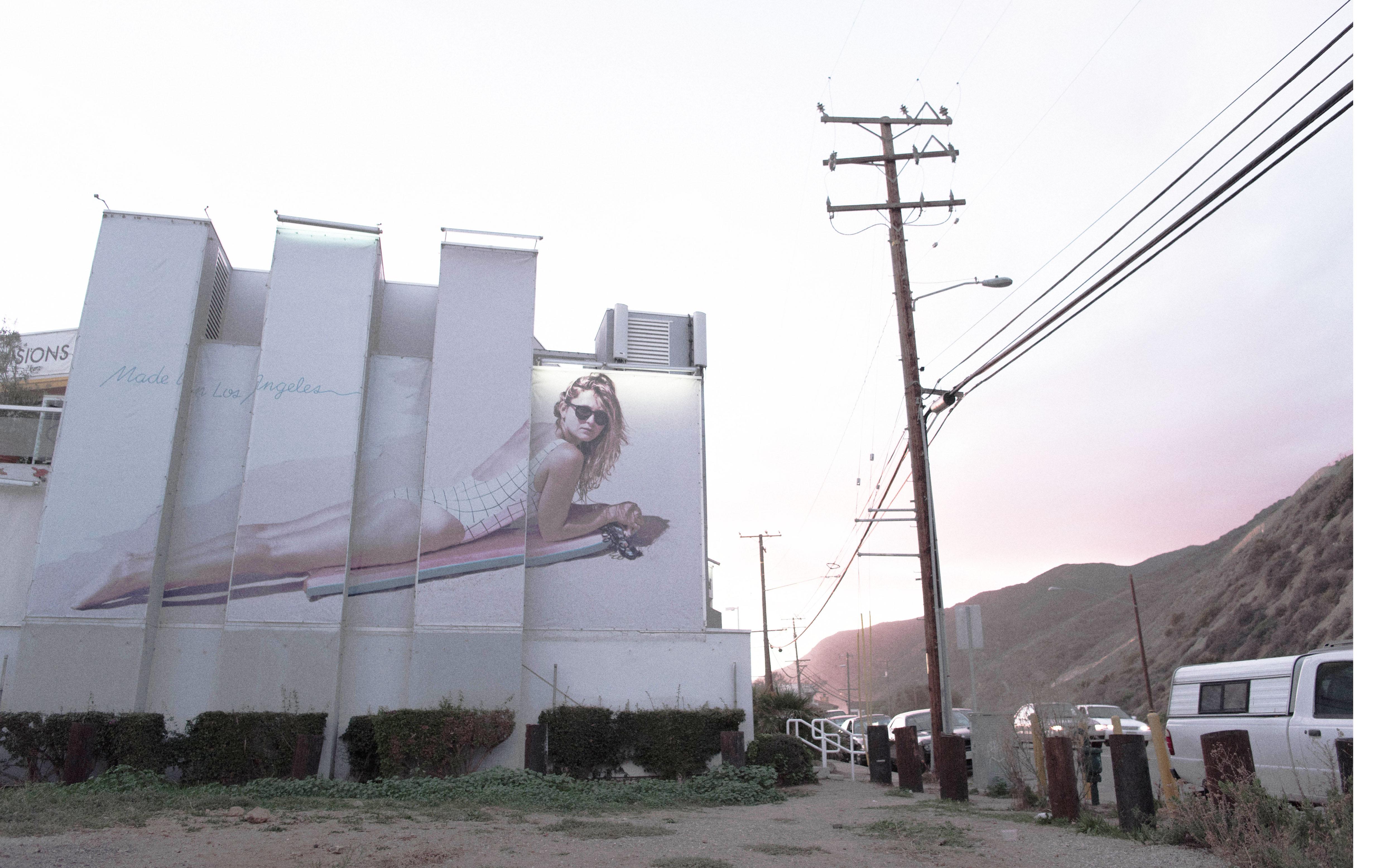 Ana Prodanovich's travelogue in Malibu, California.