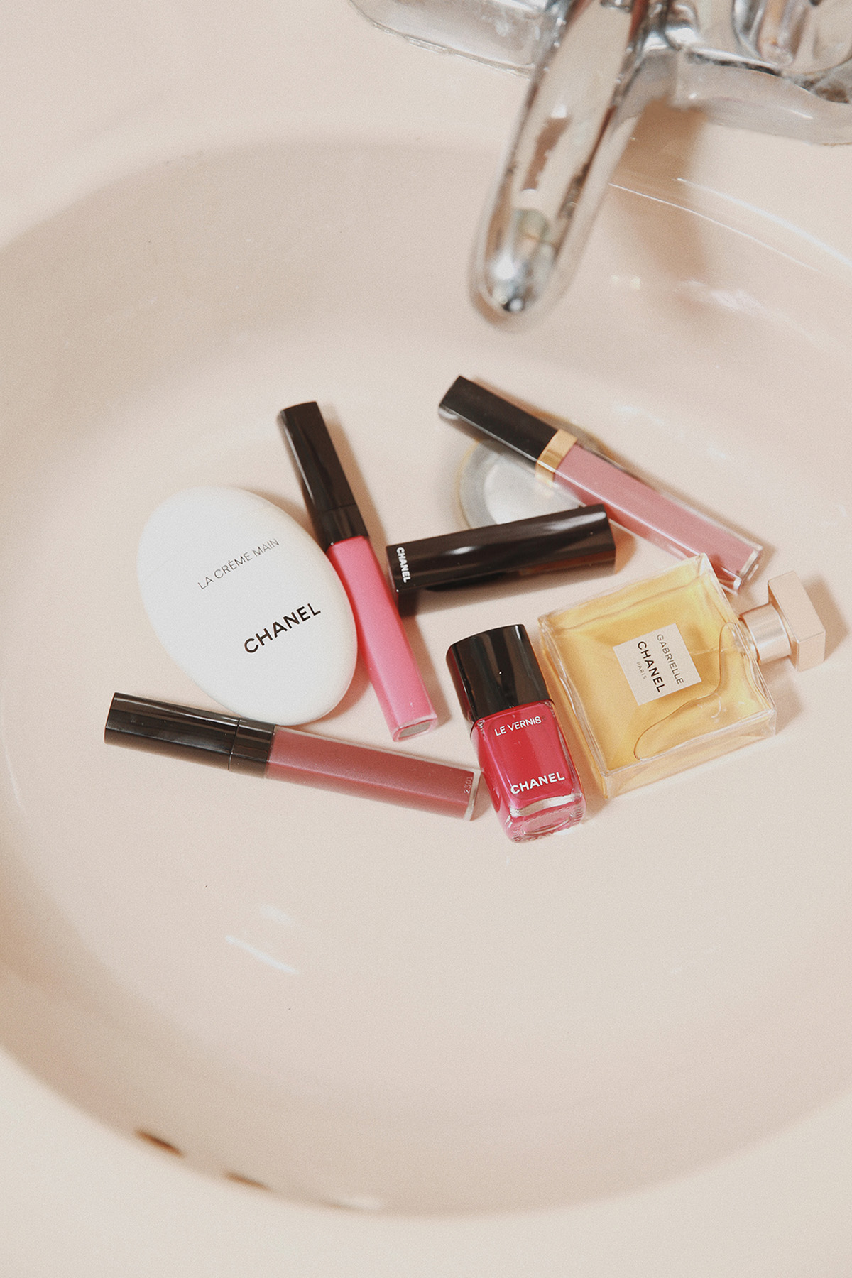 Ana Prodanovich writing about self-love and wearing CHANEL Beauty.